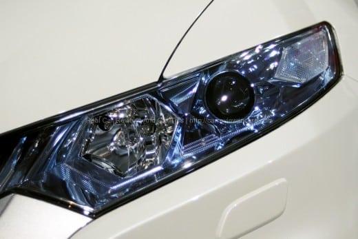Honda Insight Headlamps
