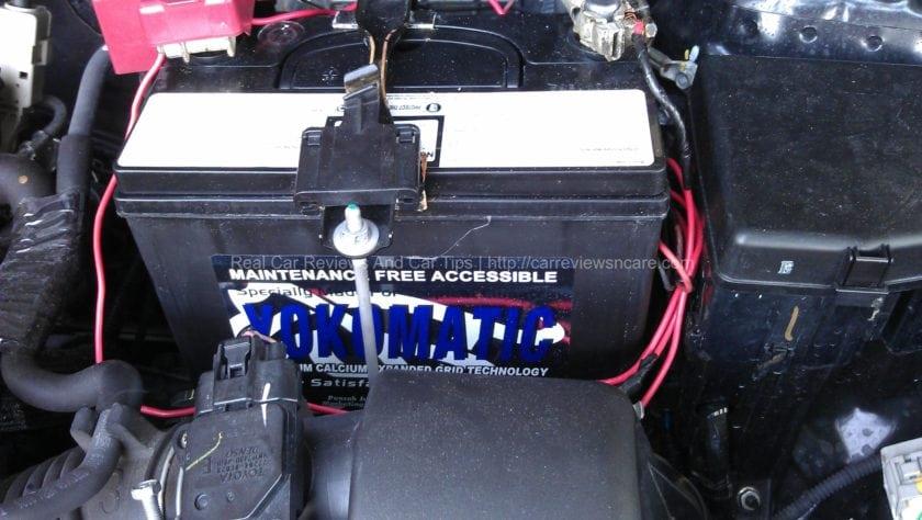 Maintenance Free Car Battery