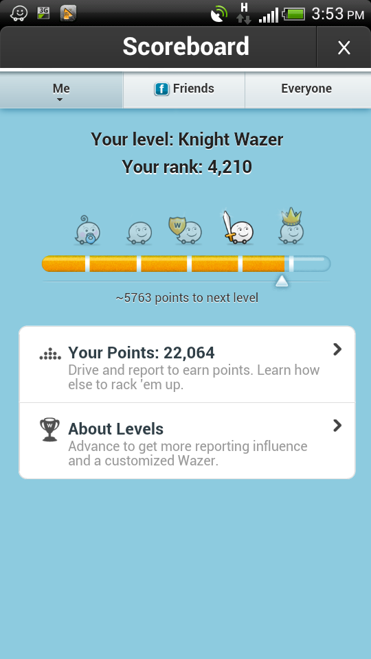 2013 01 26 15 53 03 Waze Application Review   Outsmarting Traffic, Together