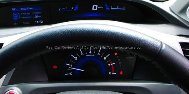 Honda Civic 1.8S Gauge Meter