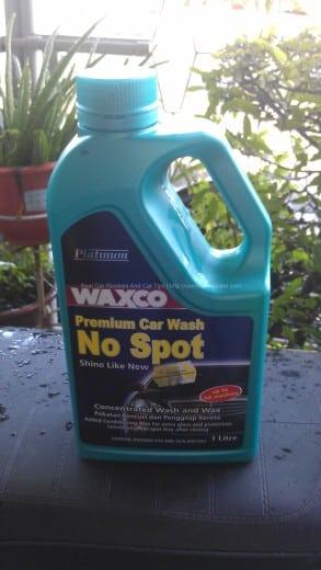 Waxco Car Wash Premium