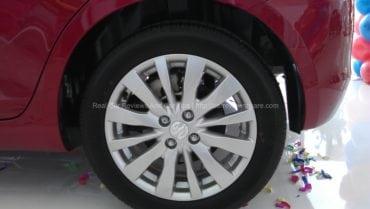 Suzuki Swift 1.4 Wheels