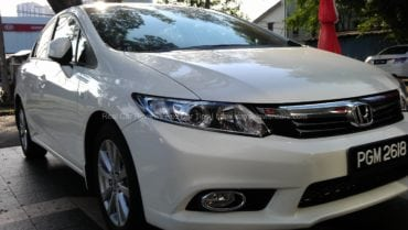 Honda Civic 1.8S White