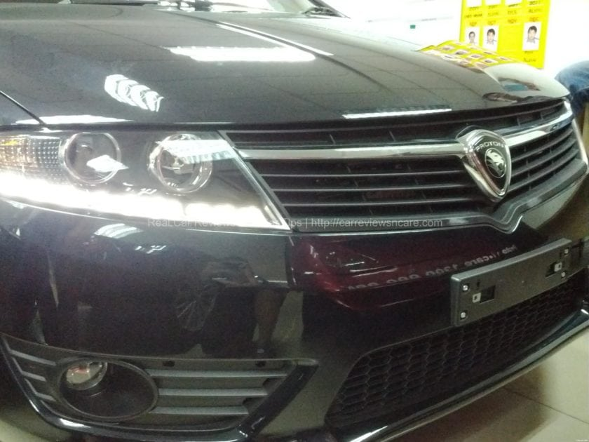 LED Preve Front View
