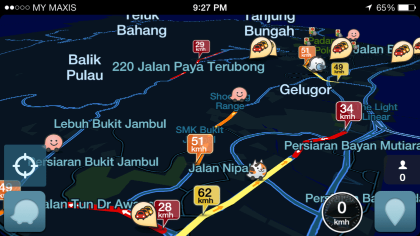 Apple Waze App - Outsmarting Traffic Together