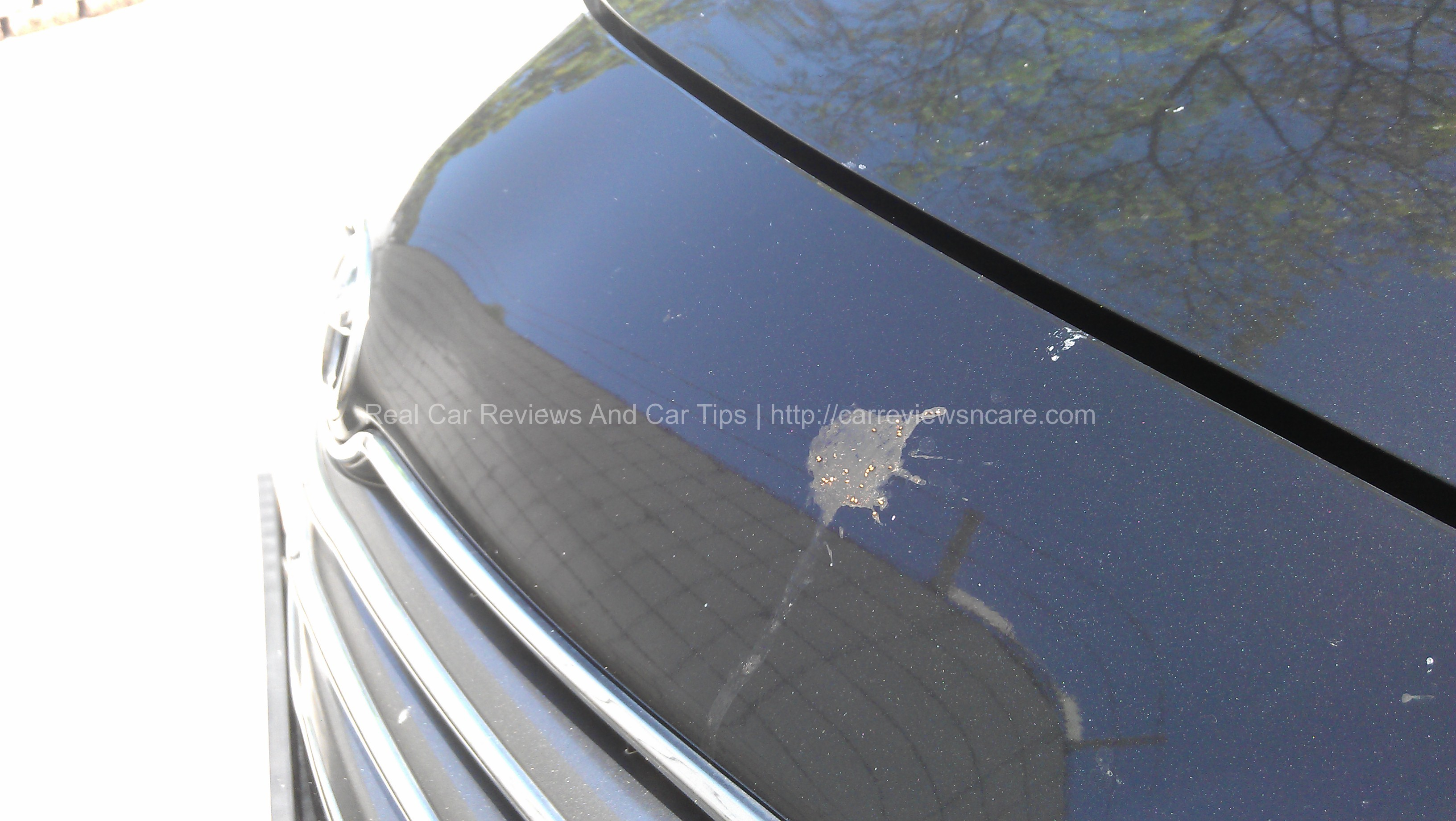 How Do I Remove Tar From My Car Paint