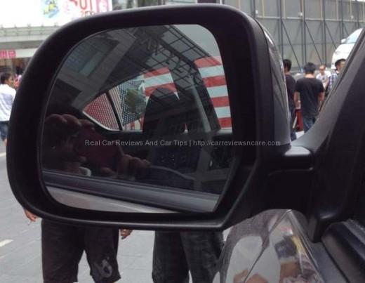 Nissan Almera Side Mirror