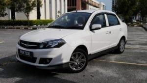 Proton Saga FLX 1.6 SE Test Drive Story in USM Penang without bang Anyone!