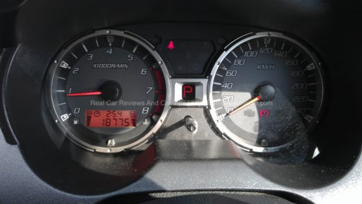 Saga FLX 1.6 SE Panel Meter