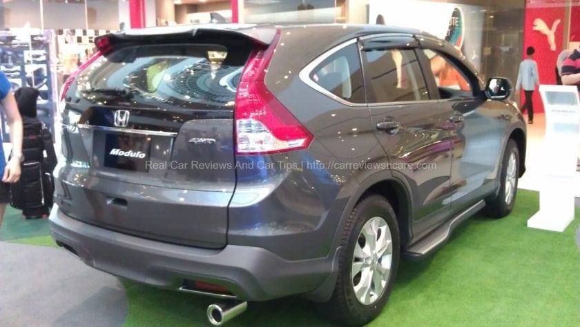 Modulo Honda CR-V Rear View