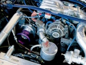 Upping Your Car's Horsepower Mechanically and Chemically