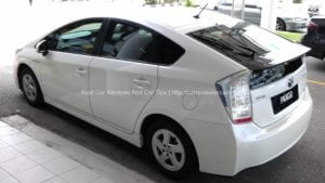 Toyota Prius Luxury Test Drive Review
