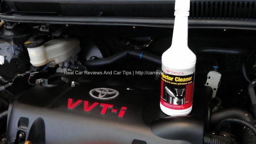 Benefits of using Fuel Injector Cleaner for my Toyota Vios VVT-i