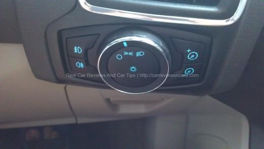 Ford Focus 2.0L Titanium Light Controller