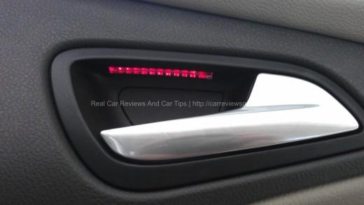 Ford Focus 2.0L Titanium Interior Door Opener