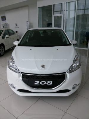 All New Peugeot 208 – Let Your Body Drive Test Drive Story