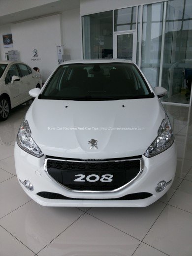20130615 140025 390x520 All New Peugeot 208   Let Your Body Drive Test Drive Story