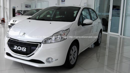 IMAG1671 520x293 All New Peugeot 208   Let Your Body Drive Test Drive Story