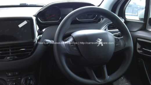 IMAG1673 520x293 All New Peugeot 208   Let Your Body Drive Test Drive Story