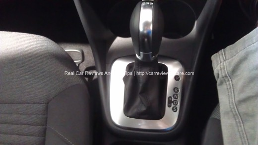 Volkswagen Polo 1.2 TSI 7-speed direct shift gearbox DSG