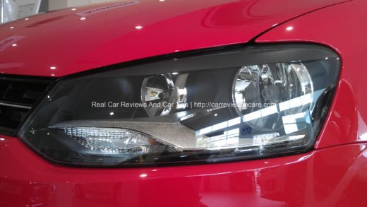 Volkswagen Polo 1.2 TSI Headlamp