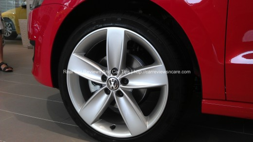 Volkswagen Polo 1.2 TSI Wheels