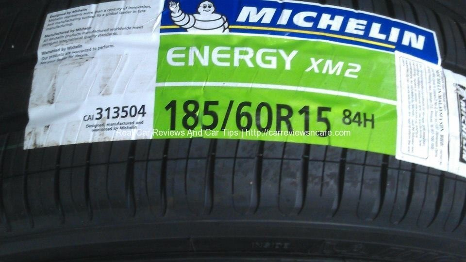 Michelin Energy XM2 tyres