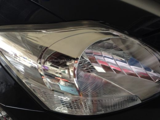 Toyota Vios Crystal Clear Headlamp