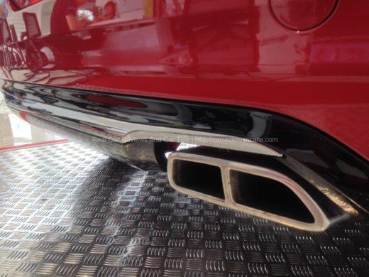 Peugeot 208 GTi Aluminium Muffler