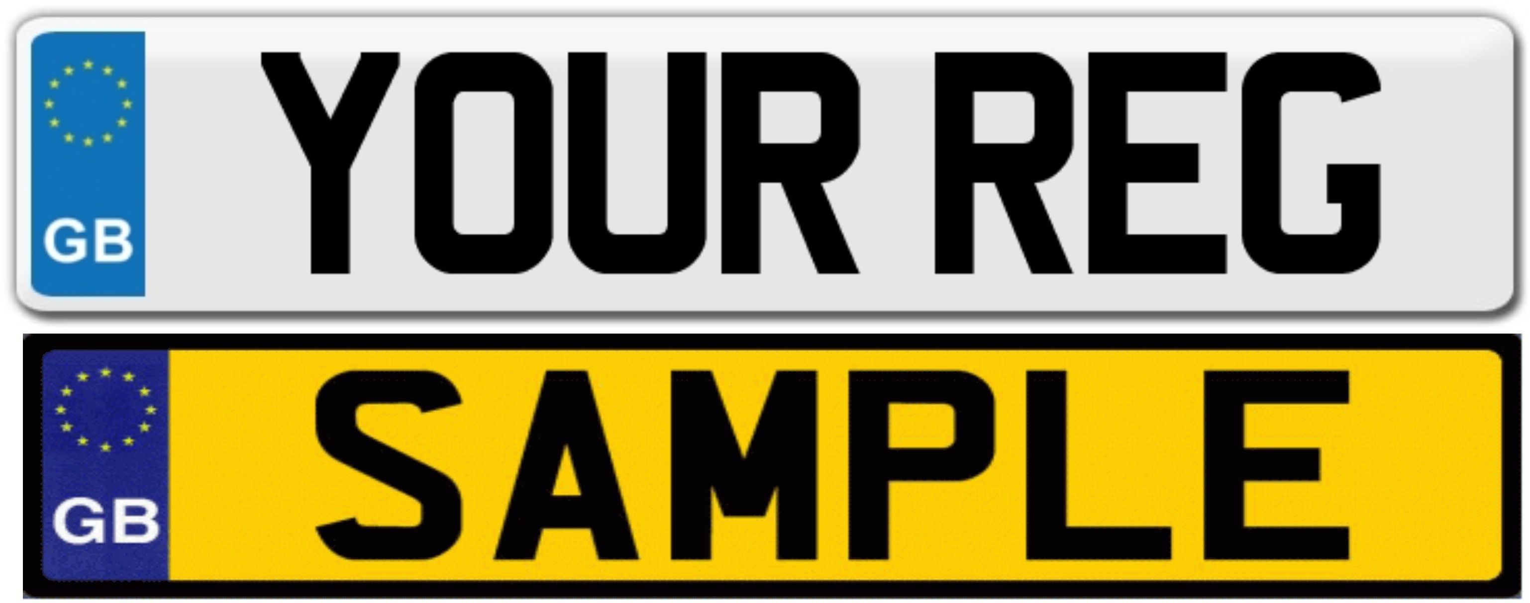 Multitudinous Range Available in Selection of Number Plates ...