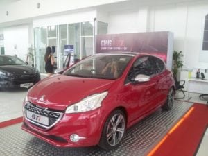 Peugeot Announces New Range of GTis