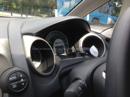 Honda Jazz Hybrid 1.3L CKD speedometer