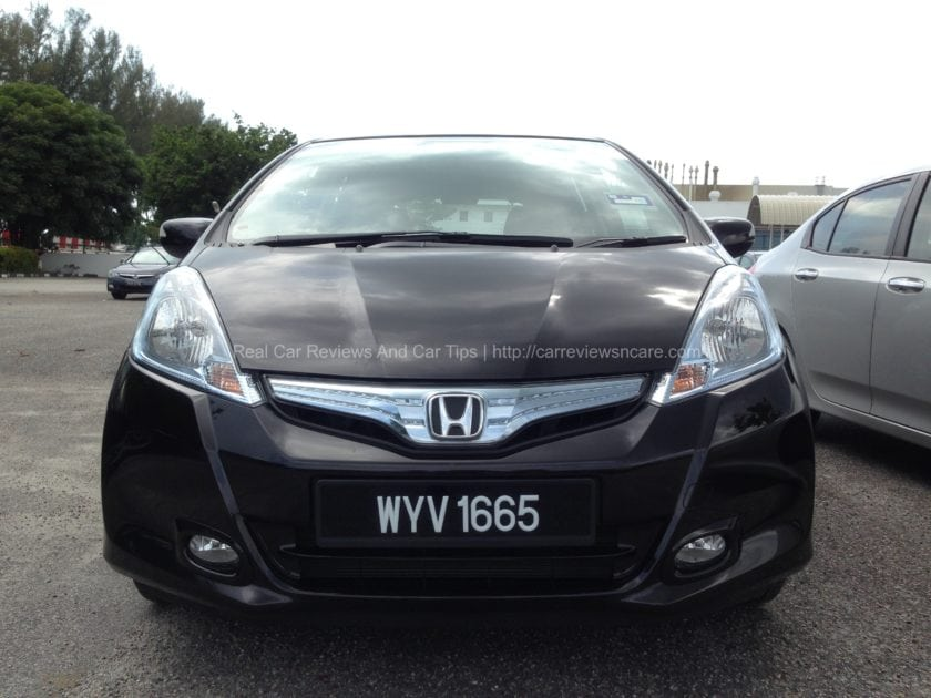 Honda Jazz Hybrid 1.3 CKD front View