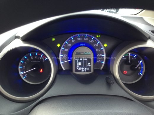 Honda Jazz Hybrid 1.3L CKD Stylish Speedometer