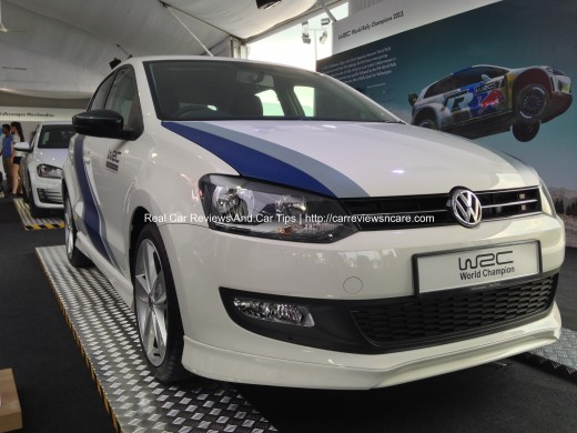Volkswagen On Tour Rally Car