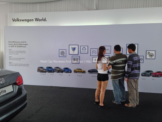 Volkswagen On Tour Features Introduction