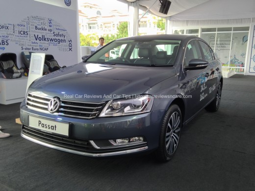 Volkswagen On The Passat