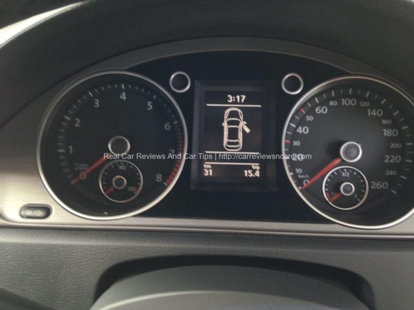 Volkswagen Passat Panel Meter