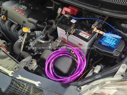 Grounding Cable (HKS Mega Thick 8GA 5-Point