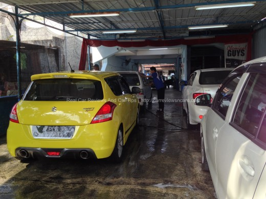 PENANG SUPWAVE CAR Wash Bay