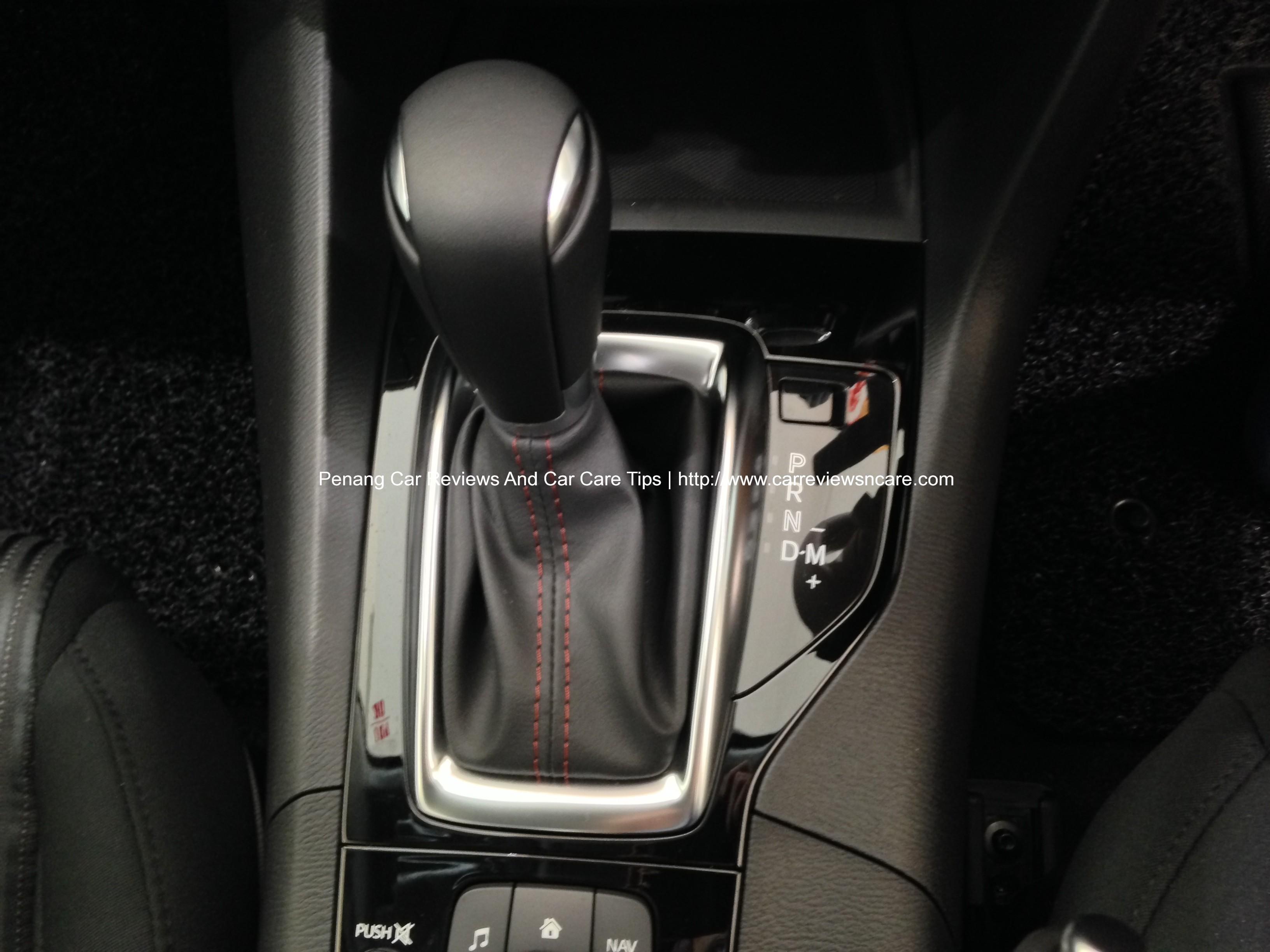 All New 2014 Skyactiv Mazda 3 2 0L Test Drive In Bayan Lepas
