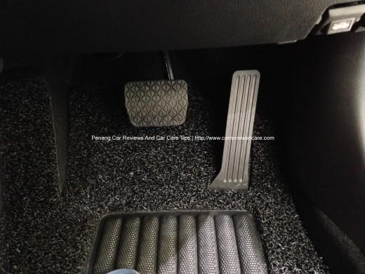 2014 Skyactiv Mazda 3 2.0L Organ Accelerator Pedal