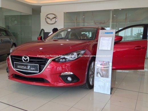 IMG 2167 520x390 All New 2014 Skyactiv Mazda 3 2.0L Test Drive In Bayan Lepas