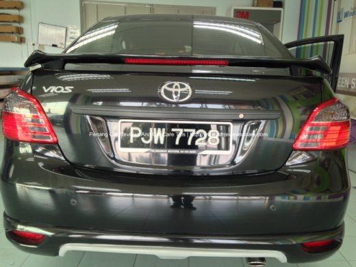 Tint Toyota Vios Tail Lamp