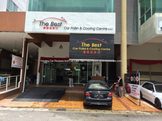 The Best Auto Detailing Shop and Toyota Vios