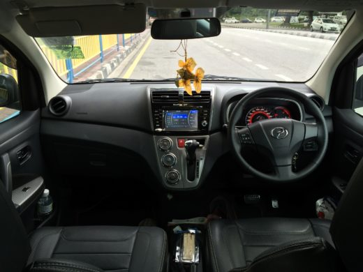 Perodua Myi Extreme 1.5 Dashboard 2