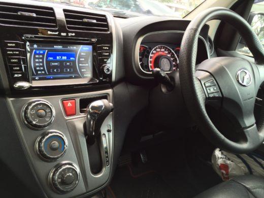 Perodua Myi Extreme 1.5 Dashboard