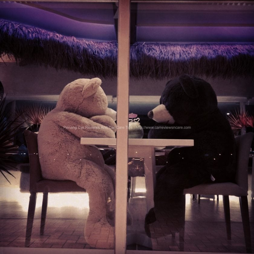 Tamsui Aloha Big Teddy Bears