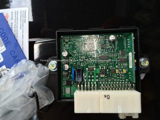 Cobra/META module circuitry board
