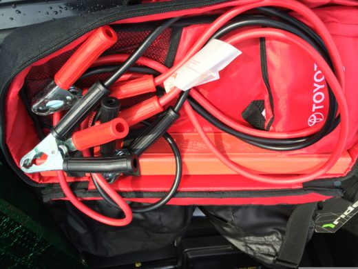 Jump Start a Car with Jumper Cables